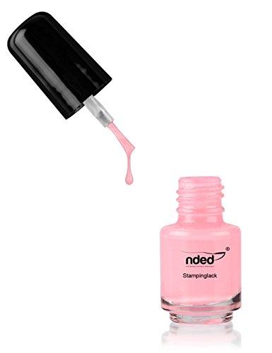 nded vernis estampillage Rosa   5 ml