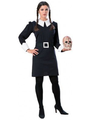 Rubies Costume Co R15861-L The Addams Family Mittwoch Kost-m Gr-e Large (Mittwoch Von Addams Family Kostüme)
