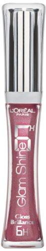 L\'Oréal Paris Glam Shine 6H Lipgloss, 501 Purple Obsession