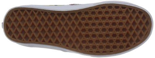 Vans U AUTHENTIC (FLORAL PLAID) Sneakers, Unisex Adulto Verde (Floral Plaid)