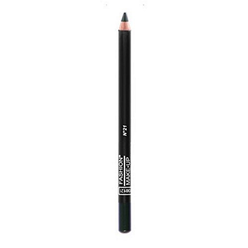 FASHION MAKE UP - Maquillage Yeux - Crayon Bois - N° 21 Kaki