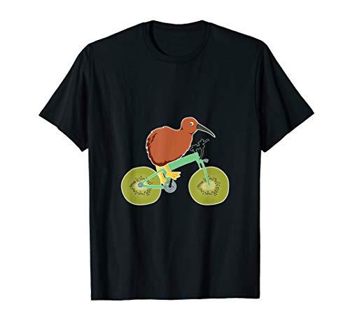 Kiwi Vogel Kostüm - Lustiges Kiwi T-Shirt Neuseeland Obst und