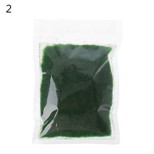 FURU Herbe Artificielle,Herbe Artificielle En Poudre Micro Paysage De Jardin Féerique Accessoires De Bricolage