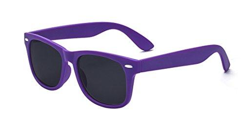 ALWAYSUV Kinder Bequem Polarisierte Sonnenbrillen für Jungen und Mädchen Alter 3-10 Brillenfassung...