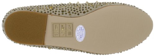 Steve Madden Graanite Toile Chaussure Plate Multicolore (Gold Multi)