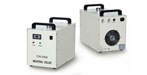 CW-3000AG Industrieller Wasserkühler 40 W 50 W 60 W 80 W CO2 Laser Tube Graver