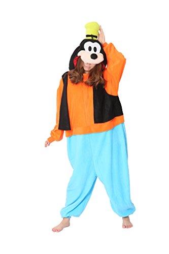 Disney Pyjama Kigurumi - - Goofy Disney Kostüm
