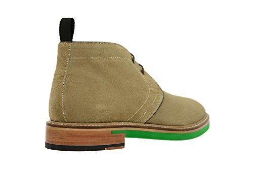 Gordon & Bros Danilo 623027Monsieur Chaussures Chaussures Homme Business, combinaison Schnürstiefel, Bottes, Chaussures, Derby, Chaussures Blake Beige - beige green