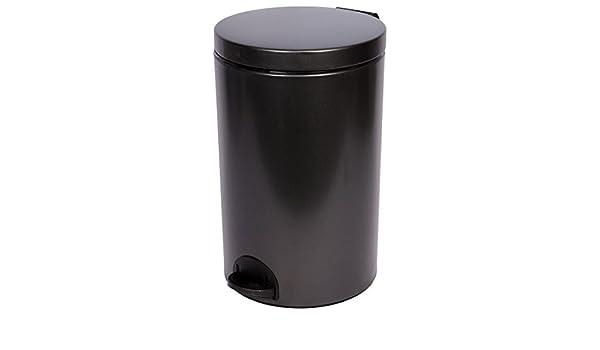 Casibel poubelle ou l noir anthracite ou argent avec