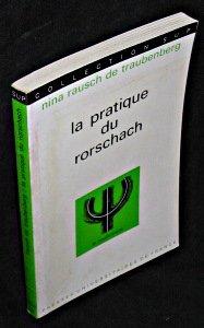 La pratique du Rorschach