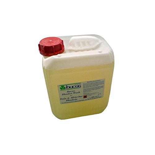 Bucas Rug Wash, 5 liter., Waschmittel, 5 liter Kanister