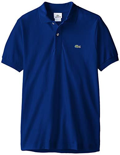 Lacoste L1212 Polo T-Shirt - Homme - Bleu (Capitaine X0u) - 5XL (FR:10)