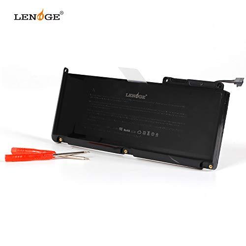 """LENOGE 10.95V/6000mAh Bonne qualité Nouveau Batterie d'ordinateur PC Portable pour Apple MacBook Unibody 13"""" A1331 A1342 (Late 2009 Mid 2010) 661-5391 661-5585 MC207xx/A MC516xx/A-Garantie 18 Mois"""