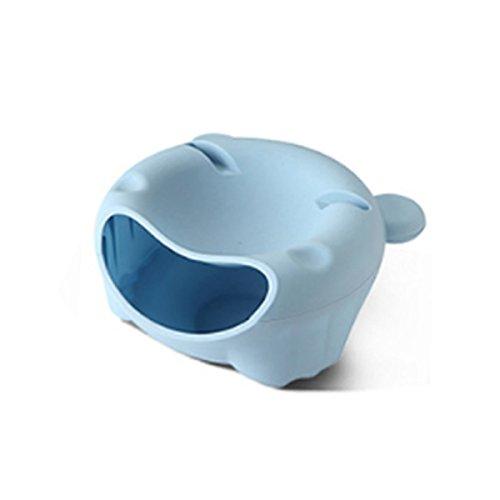 Bol de cocina para pipas color Azul plástico