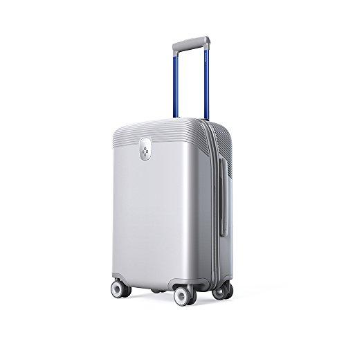 Bagage cabine | Valise connectée | Bluesmart Cabin 22' Series 2 - Silver