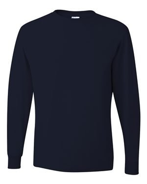 Kectelly - Heavyweight Blend 50/50 Long Sleeve T-Shirt