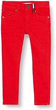 Tommy Hilfiger Nora RR Skinny Codnc Jeans para Niñas