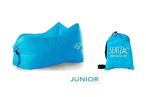Toi-Toys SeatZac Junior - Sitzsack für Kinder - blau