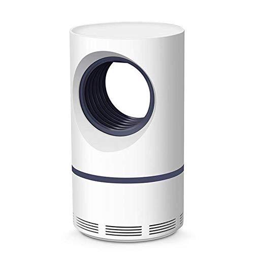 CDKZK Photocatalyseur Mosquito Lamp Killer, Environmentally Friendly Mute Lampe UV Aucun Produit Chimique USB Powered Silencieux et Facile à Nettoyer, pour l'hôpital Home Office-Etc Espace bébé