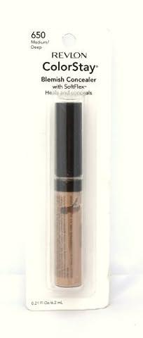 Revlon ColorStay Blemish Concealer with SoftFlex Medium/Deep 650
