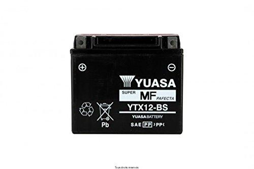 BATTERIA YUASA KAWASAKI ZR-7 2001-2004 (YTX12-BS)