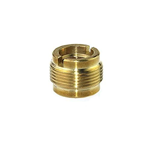 CAMVATE 3/8-inch Female To 5/8-inch Male Threaded Screw Adapter For Mic Micphone Stand