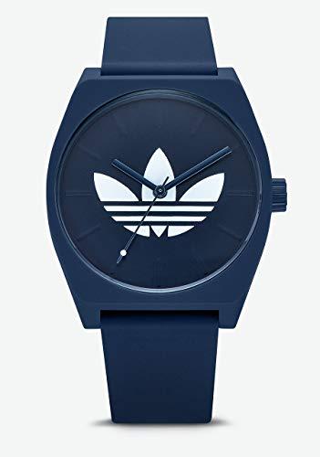 Adidas by Nixon Reloj Analógico para Hombre de Cuarzo con Correa en Silicona Z10-3263-00