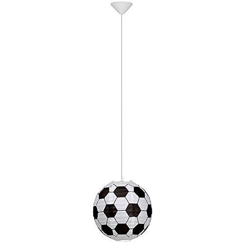 lampenschirm-papier-schwarz-weiss-fussball-muster-ohne-pendel-brilliant-soccer-56299p74