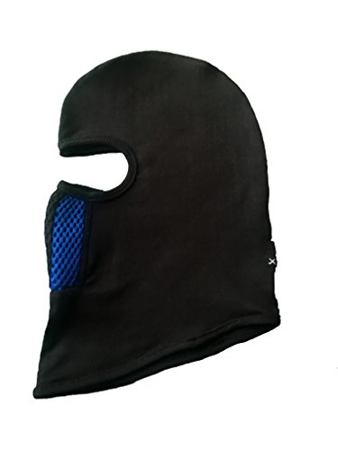 Bike Face Mask Dust Protection Anti Pollution gear air filter Full balaclava (pack of 1)  available at amazon for Rs.149