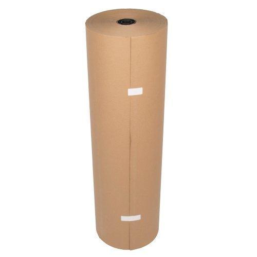 2 Rollen Natronpapier 75 cm x 300 m braun Natronmischpapier Polsterpapier Packpapier thumbnail