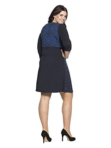 Joe Browns Femmes Robe détente Grandes tailles bleu foncé