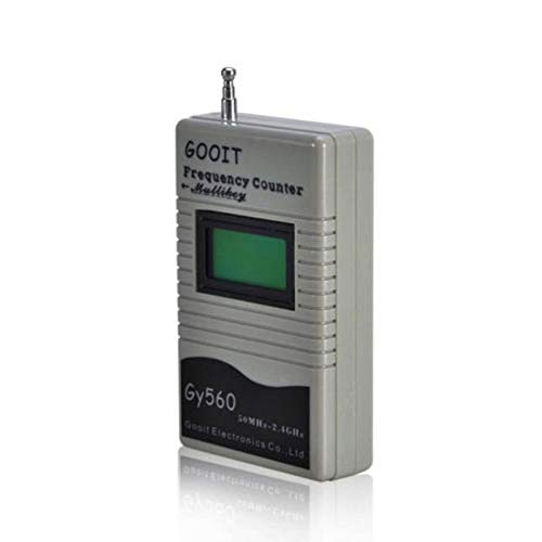 Lcd-transceiver (Yao GY560 Frequency Counter Mini Handhold Meter for Two Way Radio Transceiver)