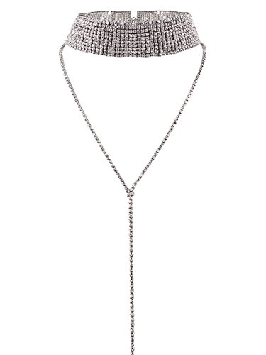 simplee-apparel-womens-vintage-long-chain-pendant-choker-necklace-jewelry-silver
