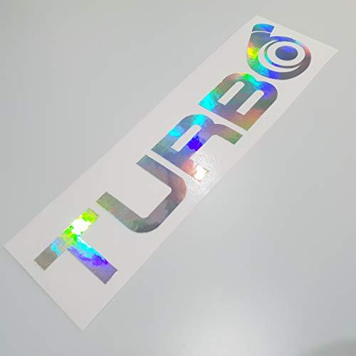 folien-zentrum Turbo Metallic Effekt Hologramm Oilslick Rainbow Flip Flop Shocker Hand Auto Aufkleber JDM Tuning OEM Dub Decal Stickerbomb Bombing Sticker Illest Dapper Fun Oldschool -
