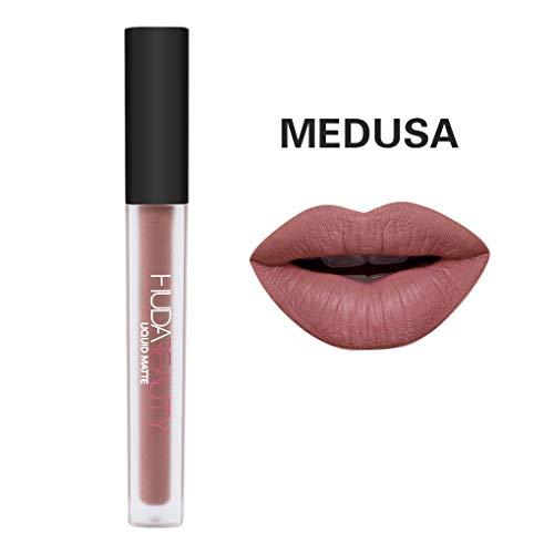 Gankmachine Huda Schönheit Flüssig Matte Lippenstift Make-up Lippen Farbe Fleck Langlebige Tint...