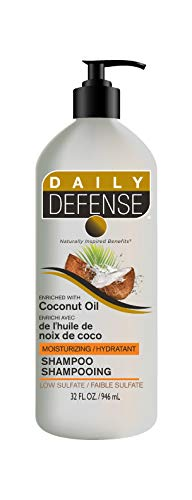 Daily Defense Kokosnuss Öl Feuchtigkeits Shampoo 946ml