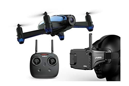 UDI U31R FPV Racing Drohne Navigator RTF mit mit Fernsteuerung, FPV-Bildschirm und VR3 Brille