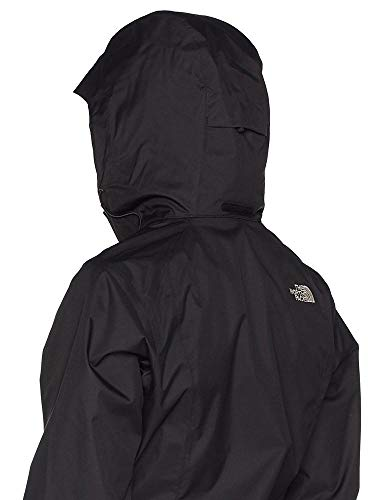 The North Face Waterproof Evolve II Triclimate Women's Outdoor Outdoor Jacket - view from hood