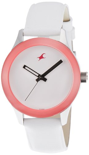 31fEJMNF6lL - 6078SL01 Fastrack Monochrome Women watch