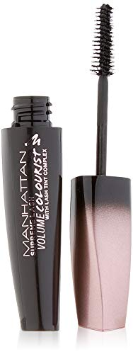 Manhattan Supreme Lash Volume Colourist Mascara, Farbe 1010N, schwarz, 1er Pack (1 x 11 ml)