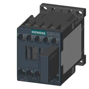 SIEMENS - CONTACTOR AC3 5 5KW 1NA 0 7-1 25 DIODO TORNILLO