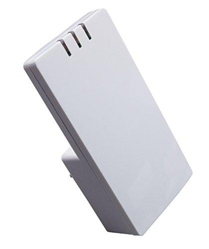 Wantec DECT DTL 2.0 t-a/b-Adapter (CAT-iq 2.0 fähig) im Netzsteckergehäuse