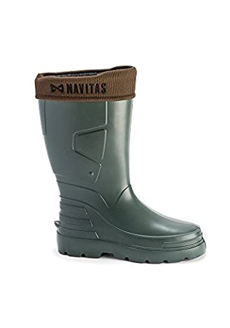 Navitas Lite Insulated Boots - Carp Pike Barbel Bream Coarse Fishing Clothing