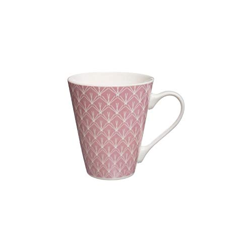 Mug conique - Faience - Rose