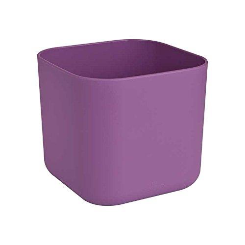 elho-2054218-maceta-de-flores-frescas-bruselas-purpura-cuadrados-de-14-x-14-x-20-cm