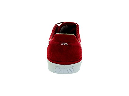 Vans Lasdun Sneaker Feathers/Red/White Red