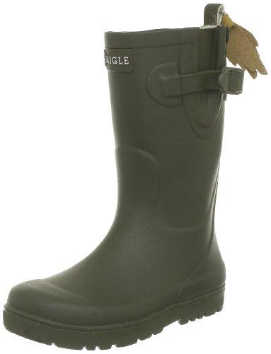 Aigle Unisex Kids' Woodypop Wellington Boots
