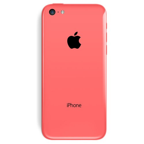 Apple iPhone 5C Smartphone (4 Zoll (10,2 cm) Touch-Display, 16 GB Speicher, iOS) Pink - 2