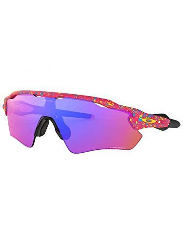 Oakley Herren Sonnenbrille Radar Ev Path Neon Pink