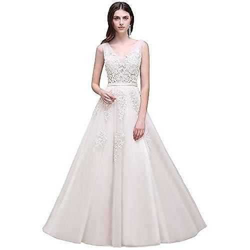 Elegante Hochzeitskleider: Amazon.de